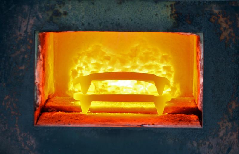 Riparazione forni ceramica