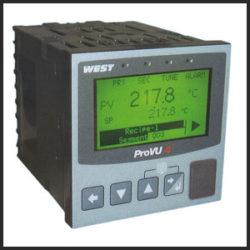 Termoregolatore programmatore West Instruments ProVu